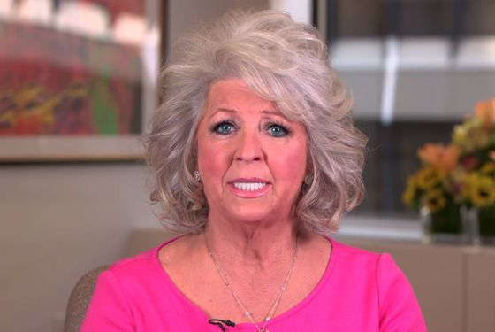 Food Network Drops Paula Deen After She 'Begs' for Forgiveness in Video [Updated]