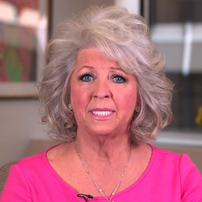 Lots of people still love you, Paula Deen.