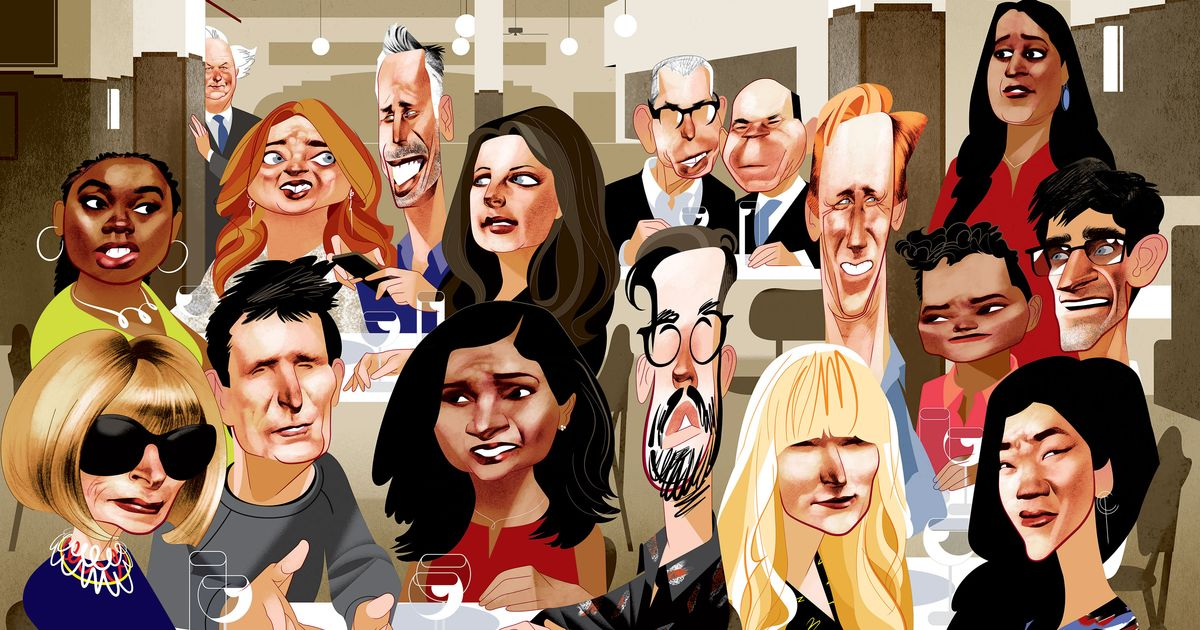Conde Nast S Future Under Anna Wintour And Roger Lynch