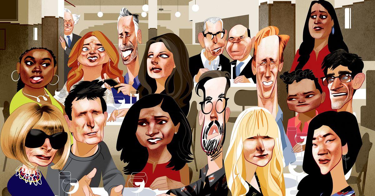 What's Left of Condé Nast