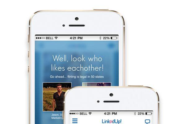 LinkedUp dating App dating heti kuoleman jälkeen puoliso