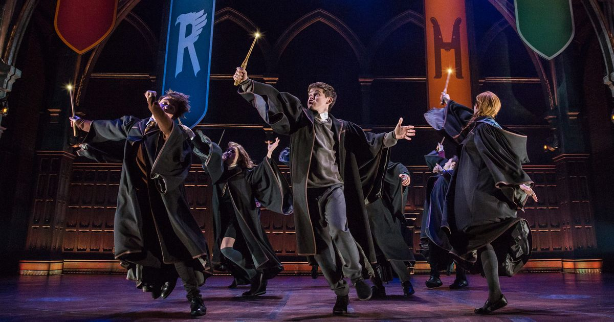 Theater Review: Harry Potter and the Broadway Spectacle