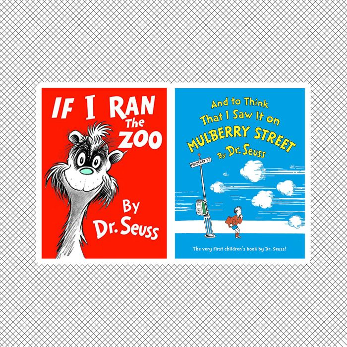 Two of the Dr. Seuss books that will no longer be published: