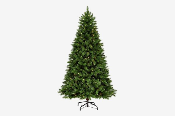 NOMA 7.5-Foot Pre-lit Christmas Tree with Lights