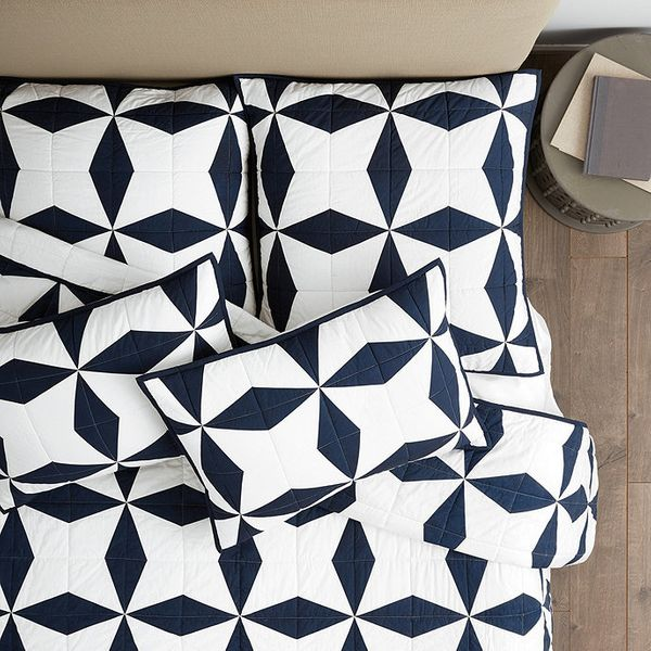 Ballard Designs Ives Quilted Bedding (Full/Queen)