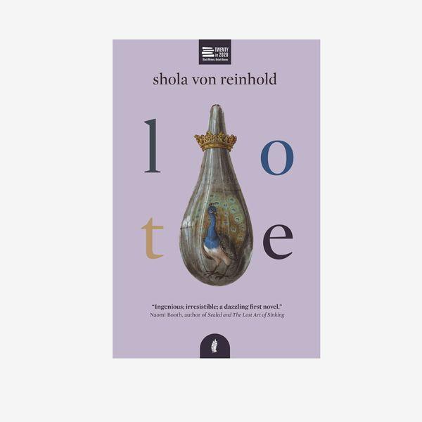 'LOTE,' by Shola von Reinhold