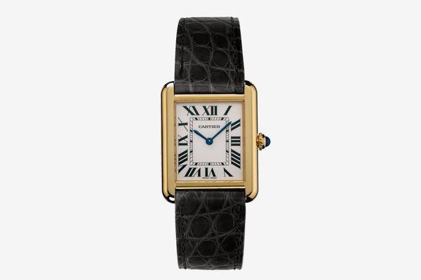 Cartier Tank Solo Watch