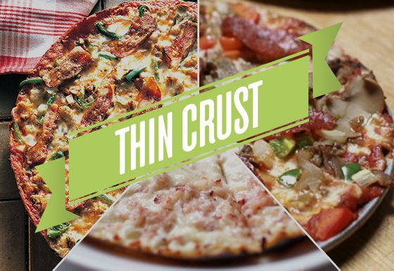 One of the most varied styles is the thin-crust pizza, a blanket term for pizzas that can come in all sorts of forms: unleavened cracker crusts, super-crispy tavern-style pizza that's popular in the middle of the country, and even an Alsatian specialty that might not qualify as proper pizza, even if it maintains all of the delicious trappings.