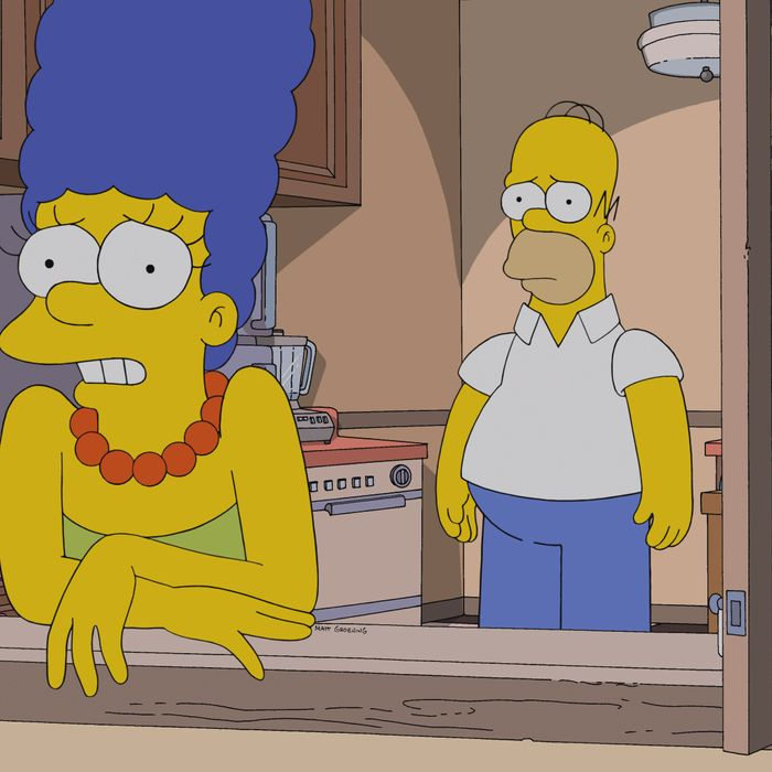 THE SIMPSONS: Marge tells Homer who turned him in to the FBI in the all-new