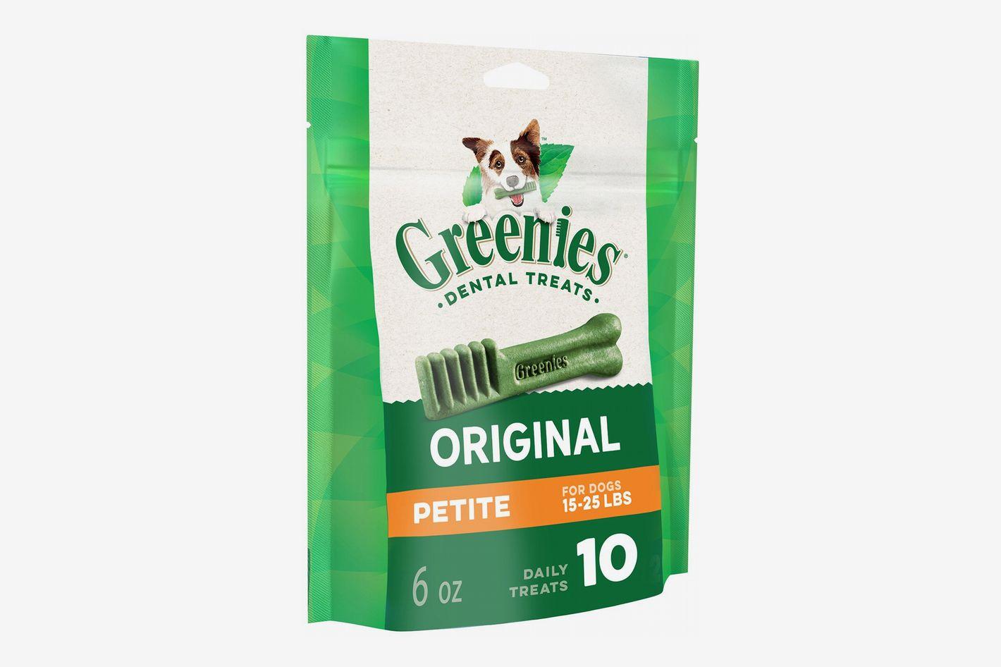 Greenies Dog Dental Chews Dog Treats