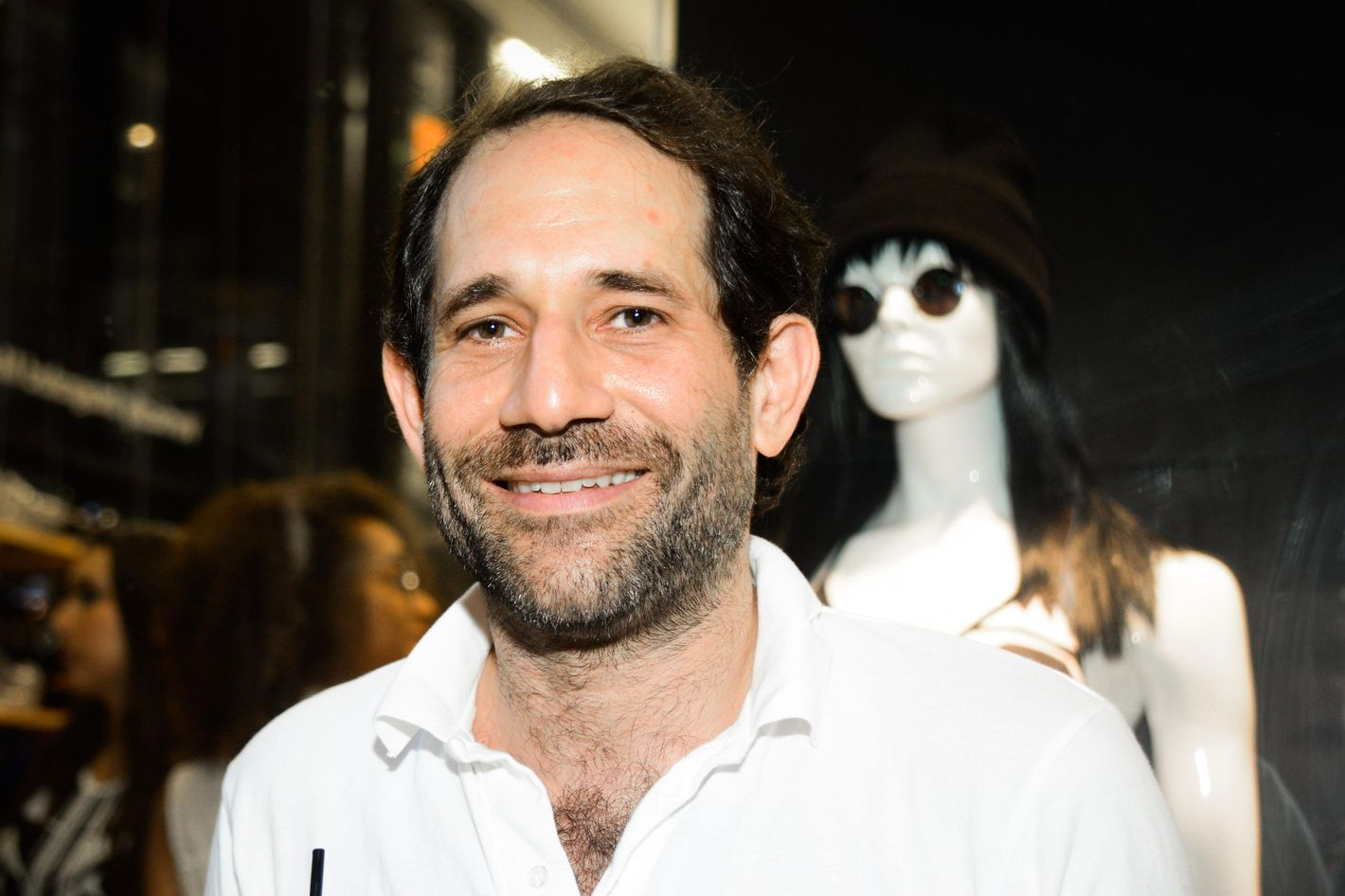 Watch - Dov reportedly charney broke video