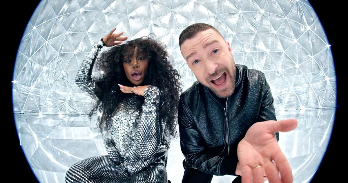 SZA and Justin Timberlake Team Up for a Groovy Trolls World Tour Song