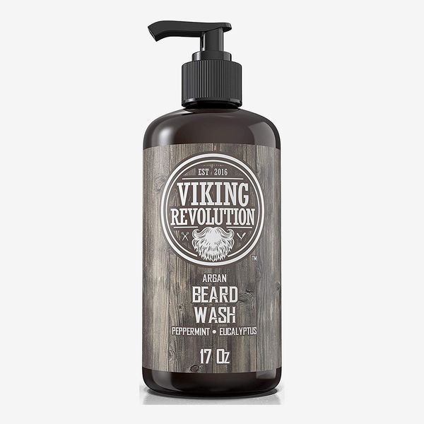 Viking Revolution Beard Wash Shampoo w/Argan & Jojoba Oils