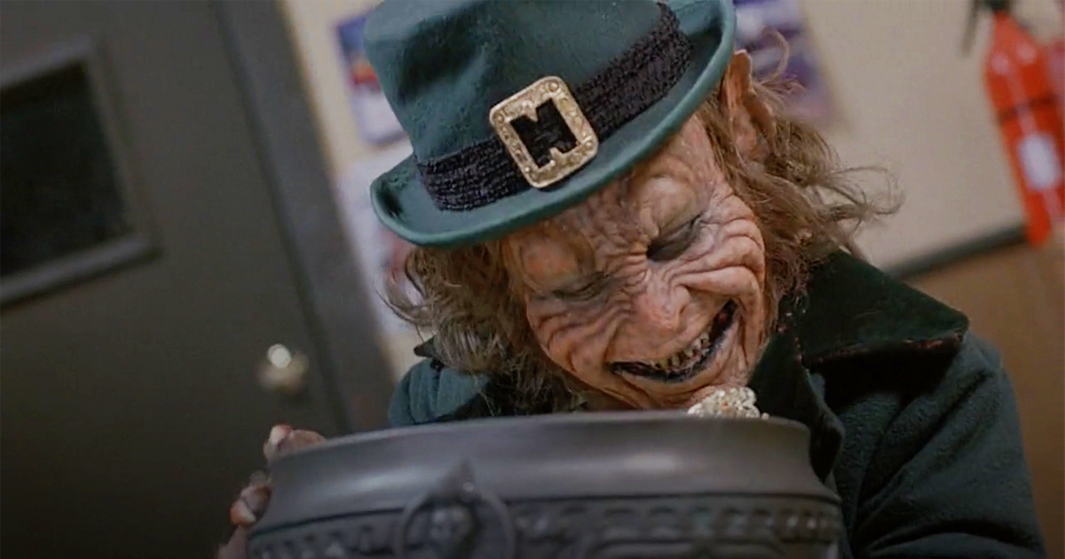 13 Absurd Scenes From The Leprechaun Scary Movie Franchise