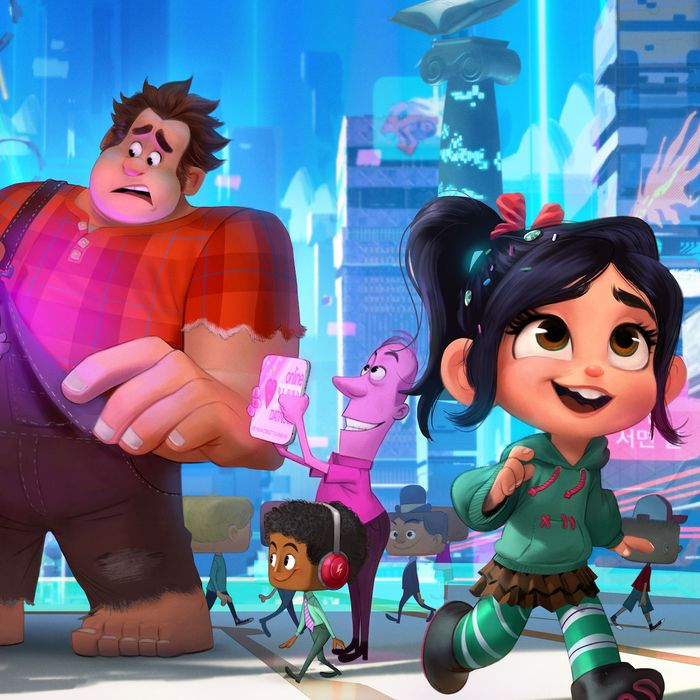 ceaae2a8a Ralph Breaks the Internet — But Really, the Internet Breaks Ralph