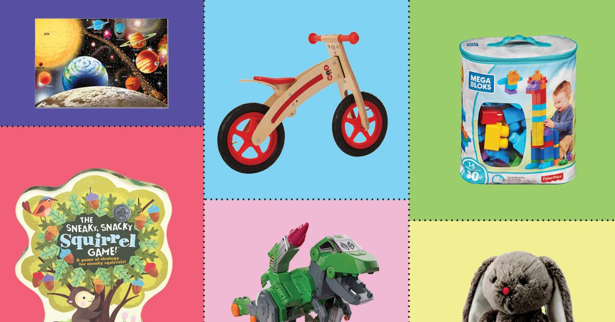 11 Best Toys For 3 Year Olds 2018