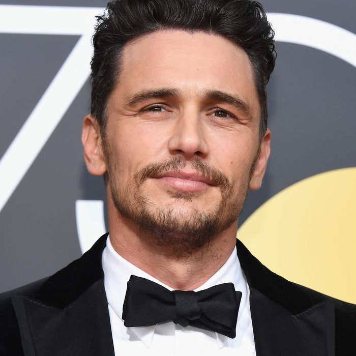 New York Times Cancels James Franco Event Amid Allegations