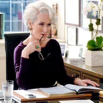 Elton John Is Making a Devil Wears Prada Broadway Musical, So Just Give Meryl  Streep Her Tony Now