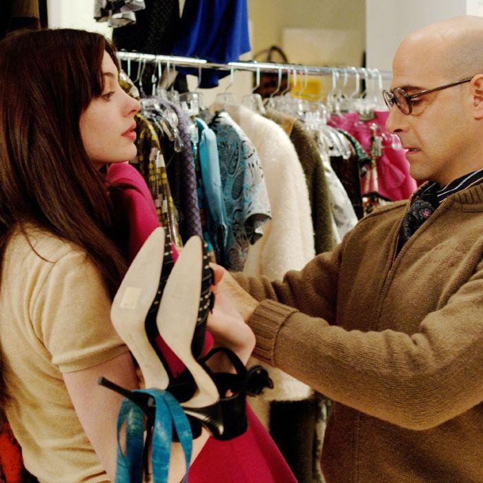 No need to raid the fashion closet!