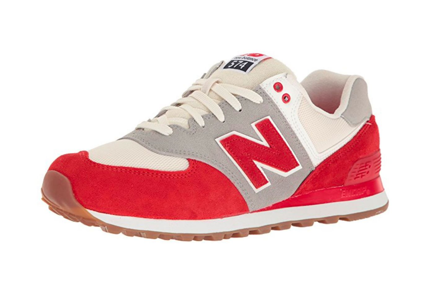 cfb2d9bf New Balance Men's 574 Resort Sport Lifestyle Fashion Sneaker