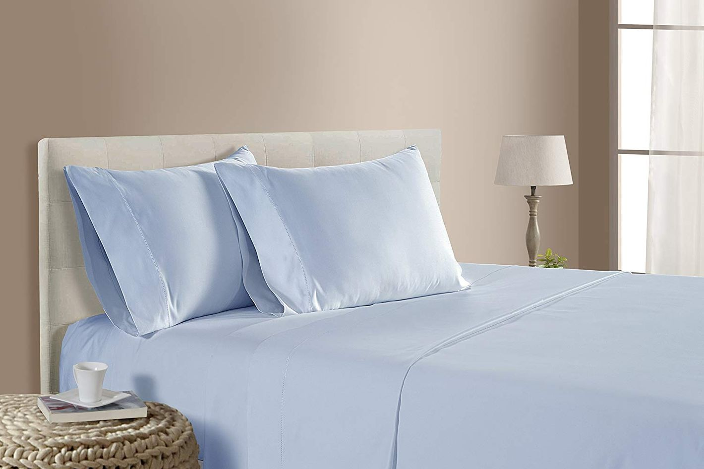 Isabella Cromwell 500 Thread Count Cotton Sheets Set