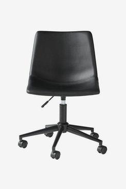 Black Swivel Desk Chair, Monthly Rental