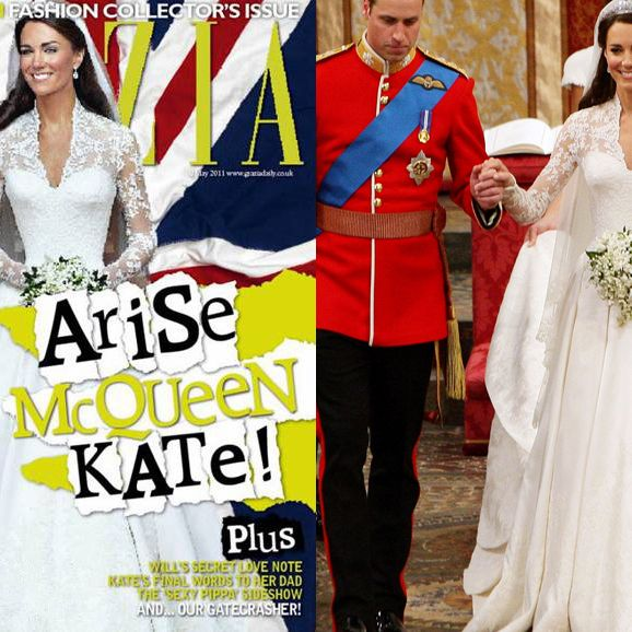 The Royal Wedding, remember?!