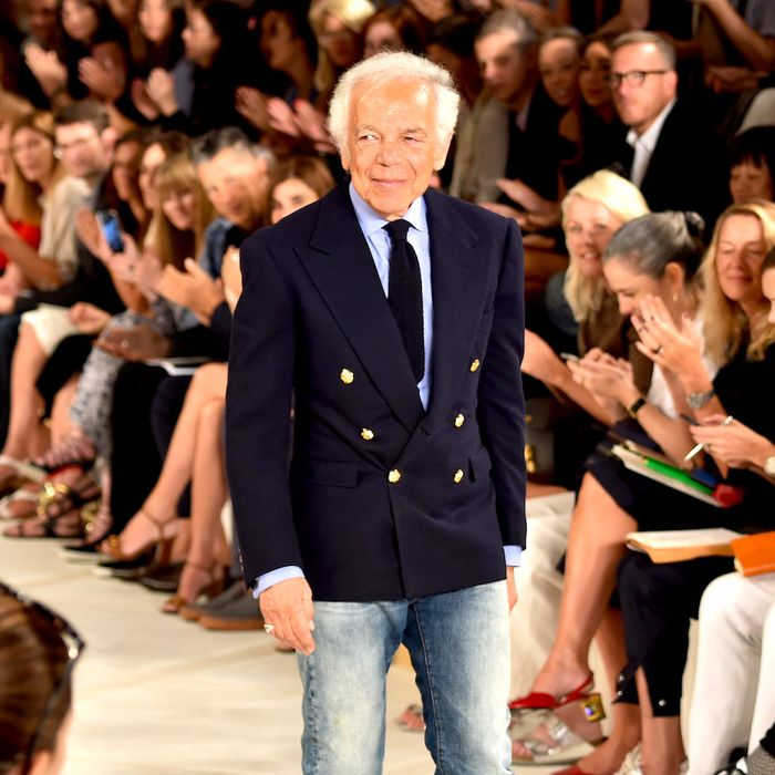 Ralph Lauren Cancels Fall 2020 Show Over Coronavirus Concern