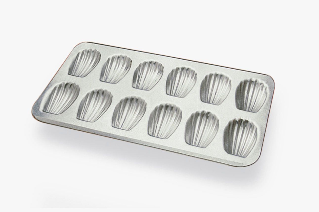 Gobel Heavy Tinned Steel Madeleine Sheet Pan