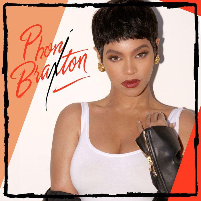 Beyoncé as Toni Braxton.