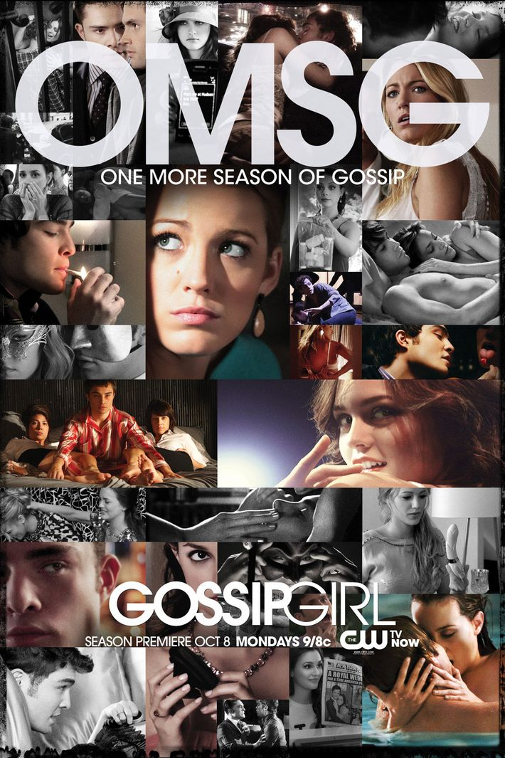 Gossip Girl Posters: What They Tell Us About the CW Show