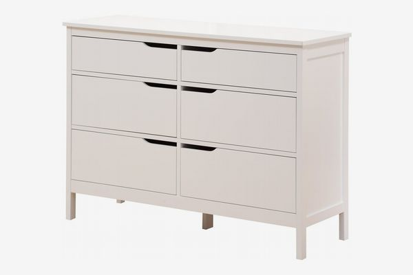 Angel Line Lauren 6 Drawer Dresser