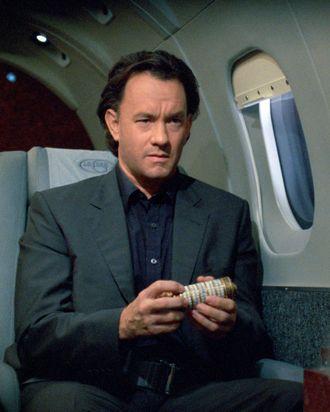 Tom Hanks stars in Columbia Pictures' suspense thriller The Da Vinci Code.