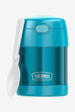 Thermos FUNtainer 10-Ounce Insulated Food Jar with Folding Spoon