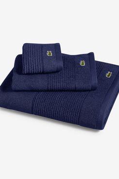 """Lacoste Legend 30"""" x 54"""" Supima Cotton Bath Towel"""
