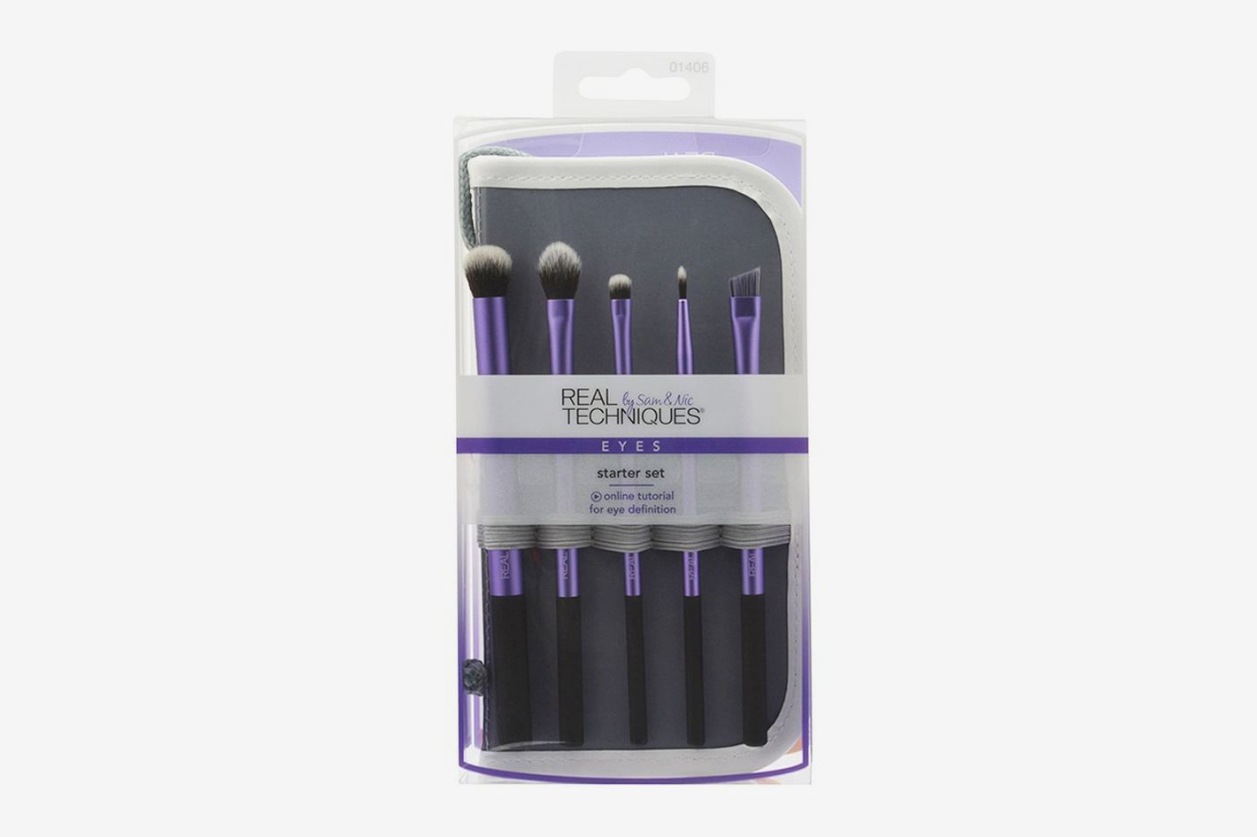 Real Techniques Starter Makeup Brush Set
