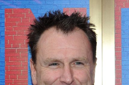 "NEW YORK - APRIL 25:  Comedian Colin Quinn attends the Broadway opening night of ""The House of Blue Leaves"" at the Walter Kerr Theatre on April 25, 2011 in New York City.  (Photo by Henry S. Dziekan III/Getty Images) *** Local Caption *** Colin Quinn;"