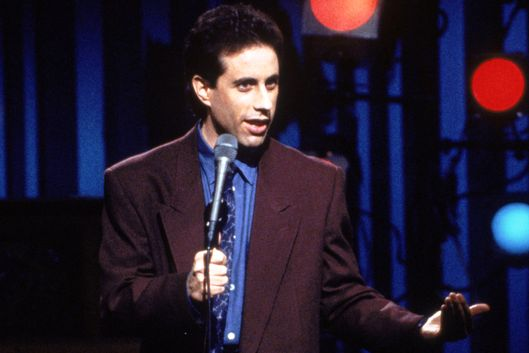 How jerry seinfeld changed modern comedy with seinfeld