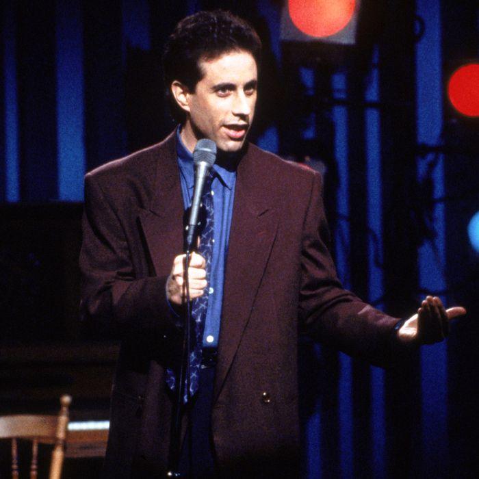 SEINFELD, Jerry Seinfeld, 1990 - 1998, Season 2. (c) Columbia TriStar Television/ Courtesy: Everett