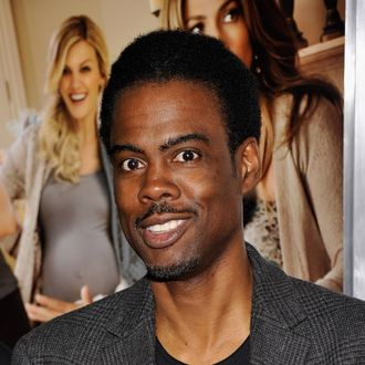 Chris Rock attends the