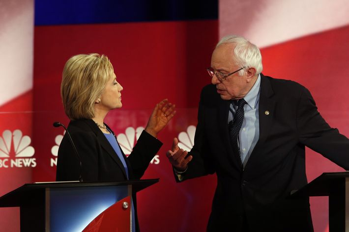 NBC News Sponsors The Fourth Democratic Presidential Candidate Debate