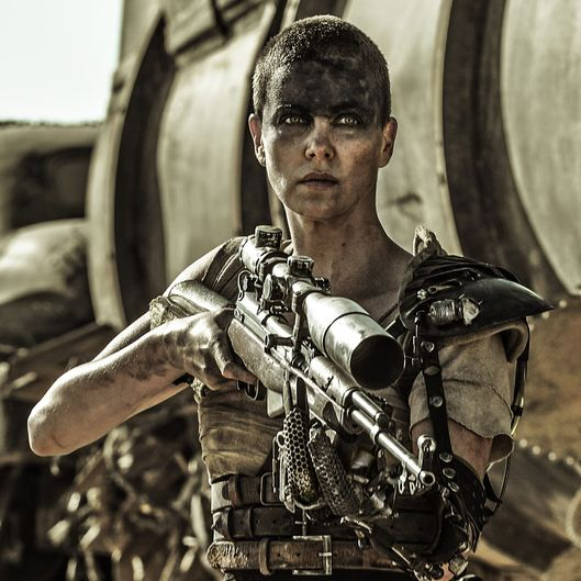 charlize theron wallpaper mad max