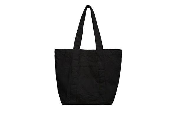 La Garçonne x Save Khaki Small Canvas Tote