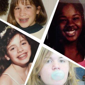 Clockwise from top left: Alison Leiby, Mariah Smith, Madeleine Aggeler, and Maris Kreizman.