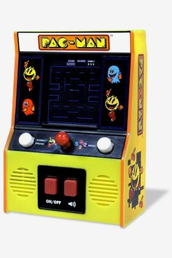 Basic Fun Arcade Classics Pac-Man Color LCD Retro Mini Arcade Game