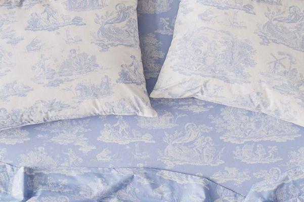 Laura Ashley UO Exclusive Romance Toile Sheet Set