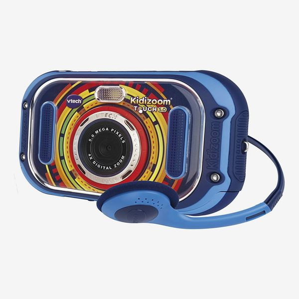 Kidizoom Touch Kids Camera, Blue