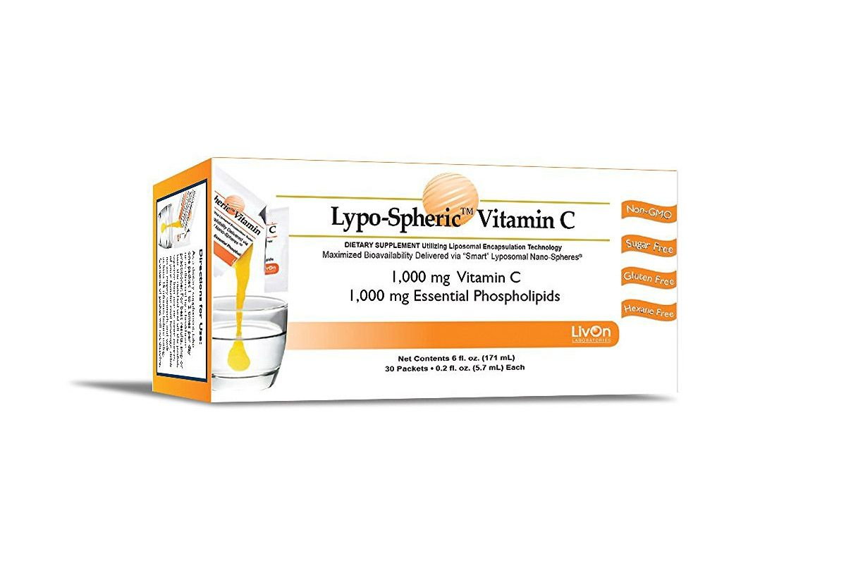 Lypo-Spheric Vitamin C , 0.2 fl oz. — 30 Packets