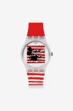 Swatch x Keith Haring Mouse Marinère