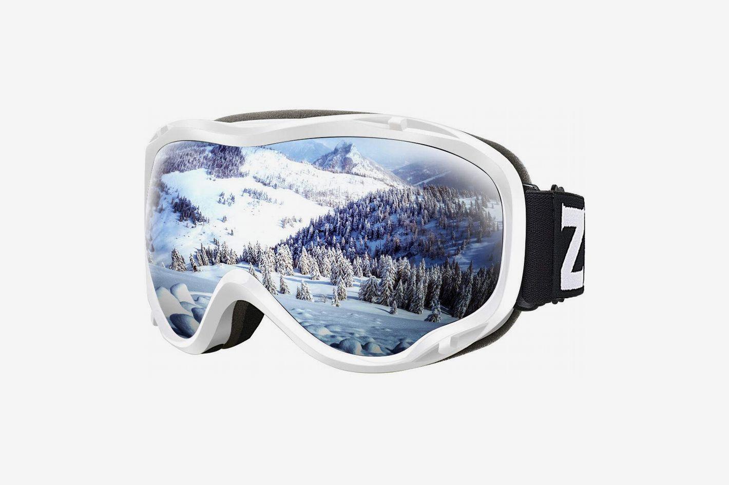 1c88bccc72f3 Zionor Lagopus Ski Goggles